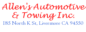 Allen's Automotive & Towing Inc